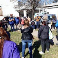 Conflicto en el Hospital Municipal por reclamo salarial