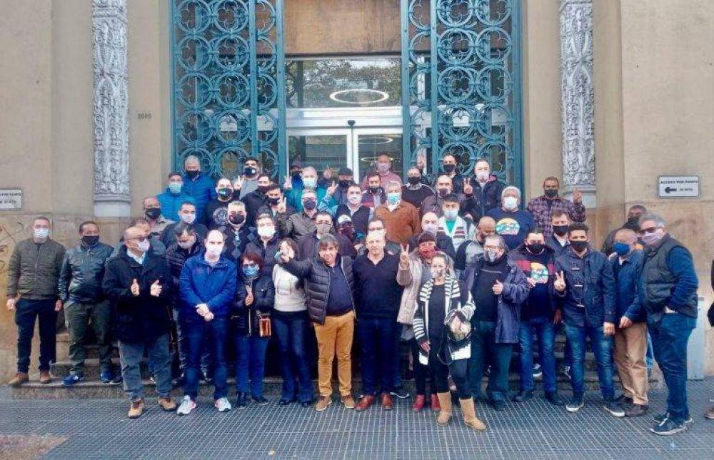 Los municipales de Vicente López impulsan un plebiscito por la obra social IOMA y que los trabajadores lo voten en las PASO