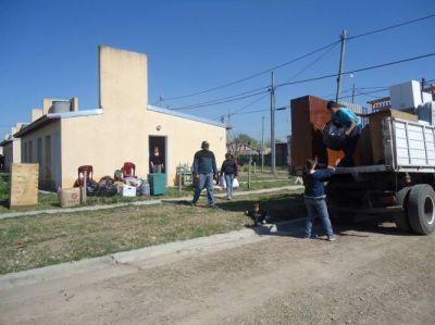 Avanza la construcción de más de 580 viviendas en Varela