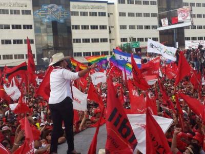 La Rel UITA se suma a las protestas populares anticorrupción