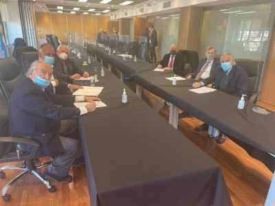 Comercio firmó la reapertura paritaria y llegó a los 42 puntos