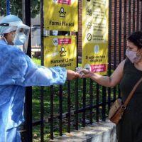 Coronavirus en Argentina: se registraron 14.850 nuevos casos y 405 muertes