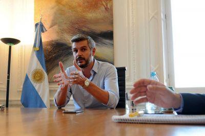El rol clave de Marcos Peña en el envío de armas a Bolivia