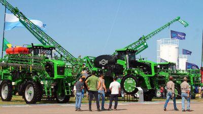 Maquinaria agrícola, construcción y metalúrgicas empujan la actividad