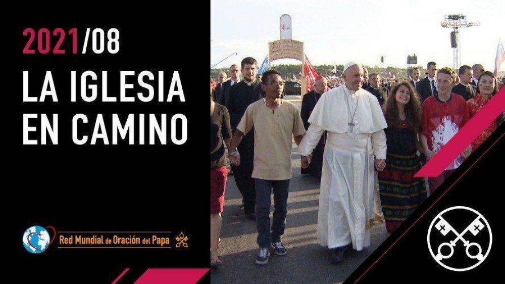 El Video del Papa: La Iglesia en camino
