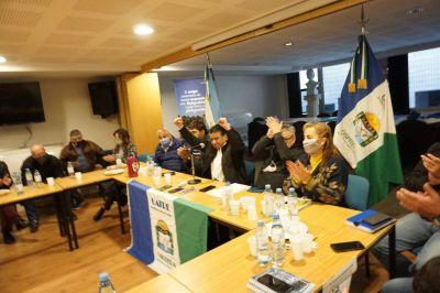 Voytenco renovó su fuerte respaldo federal al frente de la UATRE
