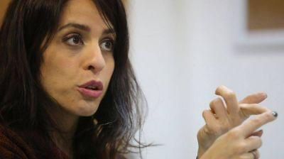 Victoria Donda aseguró que el INADI