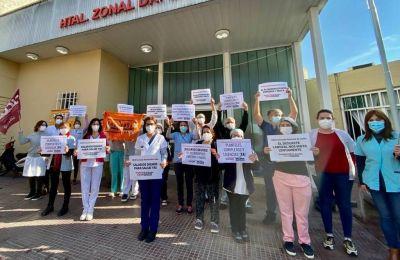 Profesionales de la salud convocan a jornada nacional de lucha por mejoras salariales