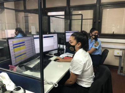 Suipacha: Federico hace foco en el fortaleciendo y ampliando el circuito de monitoreo