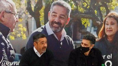 Jorge Macri junto a Andrés Petrillo visitaron una fábrica en San Martin