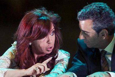 Randazzo utiliza una imitadora de Cristina en un insólito spot de campaña
