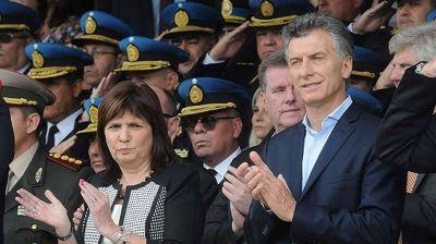 Los embajadores de Estados Unidos visitaron a Macri en las horas previas y posteriores al envío de armamento a Bolivia