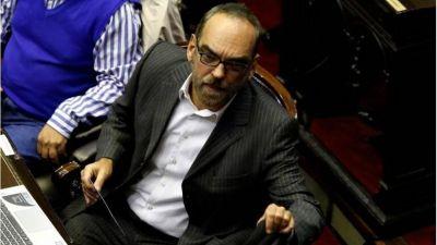 El pedido de sanción a Iglesias está lejos de poder avanzar en Diputados