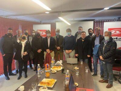 Nicolás Massot se reunió con industriales de Tigre