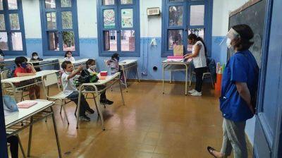 Uepc avala presencialidad total en algunas escuelas públicas