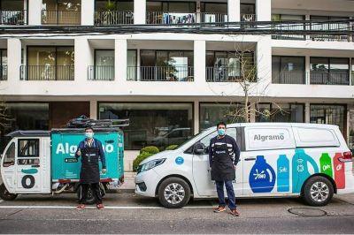 Algramo: Pionero de la economía circular se prepara para la expansión