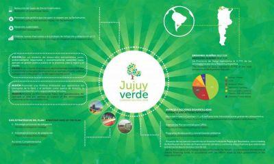 Impulsan la incorporación de acciones sostenibles en los sistemas productivos de Jujuy