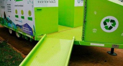 Posadas: comenzarán a recibir envases larga-vida para reciclar