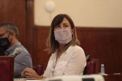 La concejal Sívori manifestó preocupación por el retraso del rediseño de la TSU