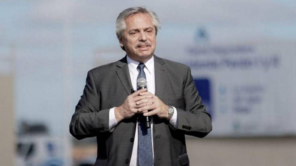 """Alberto Fernández:  """"Ahora nos queda el tiempo del crecimiento"""""""