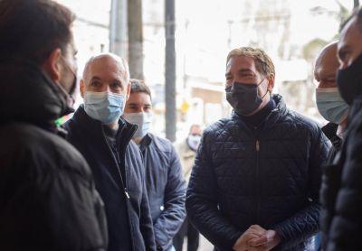 La campaña de Santilli hará foco en su experiencia de gestión y no prevé sumar a Macri