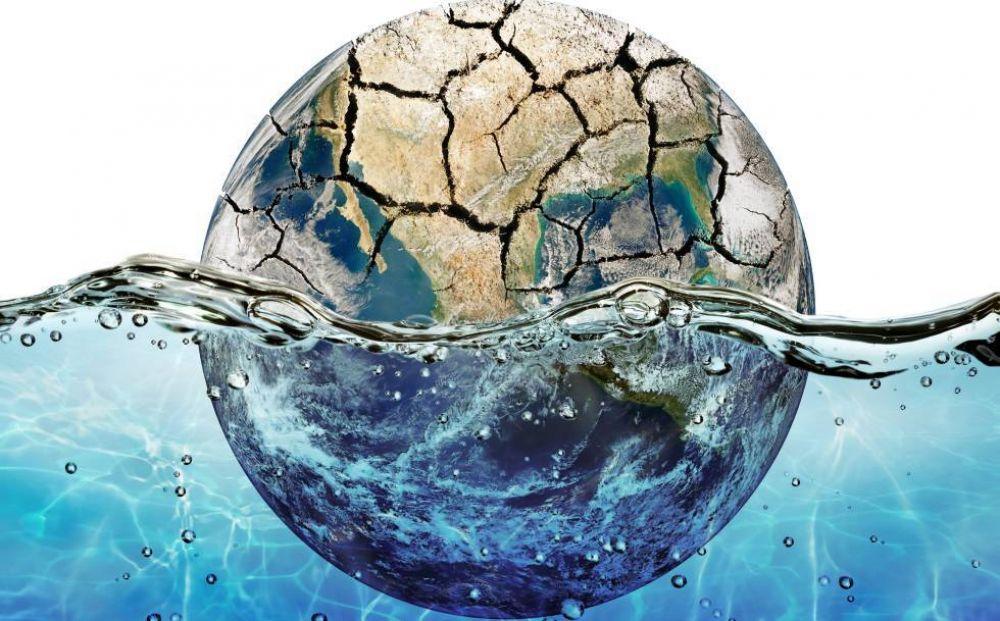 La fuerza y la fragilidad del agua
