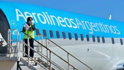 Finalmente, Aeronáuticos se reunieron con Guerrera y le presentaron una lista de problemas del sector