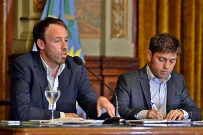 Provincia confía en llegar a un acuerdo con acreedores antes de septiembre