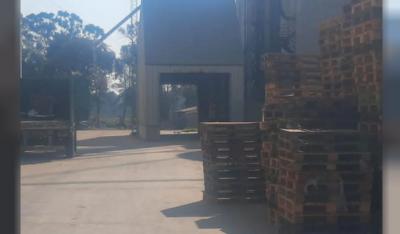 Dos trabajadores con graves heridas tras explosión en una planta de cereales de Azul