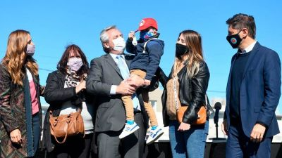 El oficialismo hará campaña con la premisa de mostrar los logros de Alberto Fernández