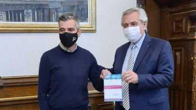 Alberto le tomará juramento el martes a Juan Zabaleta, quién reemplazará a Daniel Arroyo al frente de Desarrollo Social
