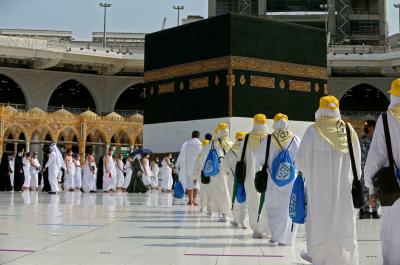 La Meca: Arabia reabrirá fronteras a los peregrinos vacunados