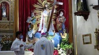 Jujuy celebró al Santísimo Salvador con un pedido de consuelo y esperanza