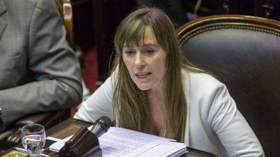 La cristinista Juliana Di Tullio asumiría en lugar de Jorge Taiana en el Senado