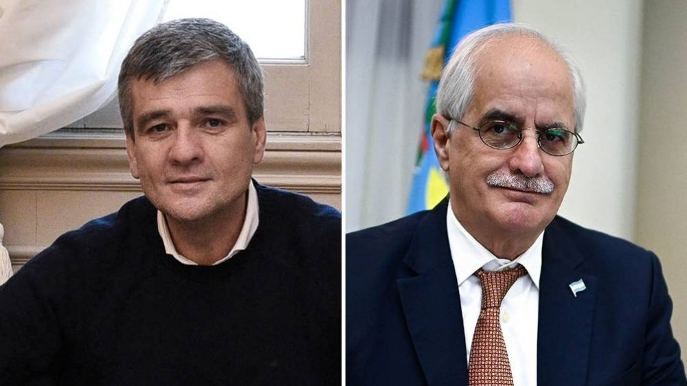 Jorge Taiana asume como ministro de Defensa y Juan Zabaleta en Desarrollo Social