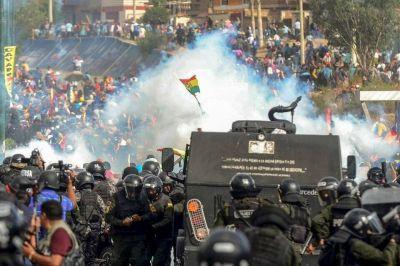 Armamento a Bolivia: revelaciones sobre el circuito del envío