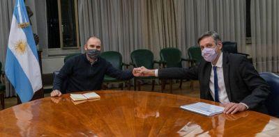 Renunció el secretario de Finanzas y será reemplazado por Rafael Brigo, del equipo de Guzmán