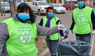 La municipalidad de La Banda impulsa el reciclaje en la ciudad
