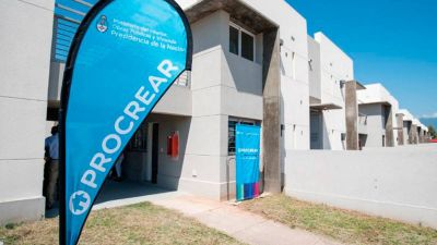 Nueva convocatoria del Plan Procrear II: sortearán viviendas en Canning y Lomas de Zamora