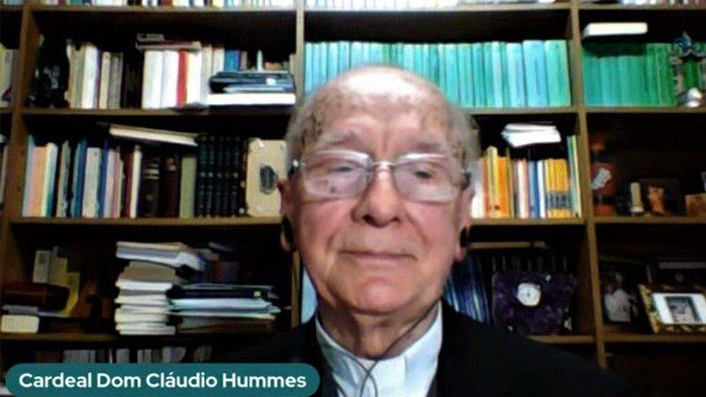"""Cardenal Hummes: """"El Espíritu hace al pueblo sujeto de la sinodalidad"""""""