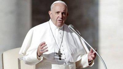 Interceptan carta con tres balas dirigida al Papa Francisco