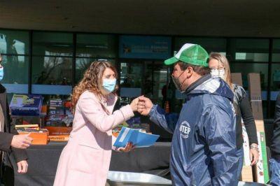 55 riocuartenses se beneficiaron con los Créditos del Banco de la Gente
