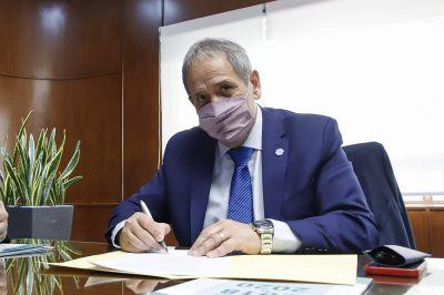 Palazzo ya está en campaña: «La oposición tiene un discurso vacío, lleno de odio para la gente»