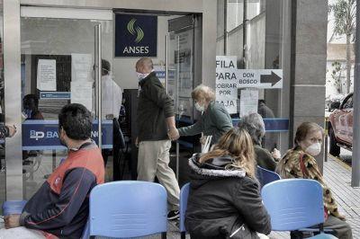 Aumento del 12,39% a jubilaciones, pensiones y asignaciones, a partir de septiembre