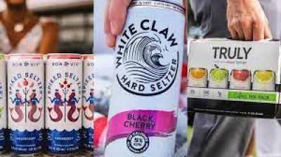 Llegó a las góndolas argentinas Hard seltzer, la bebida que es furor en EE.UU.: de qué se trata