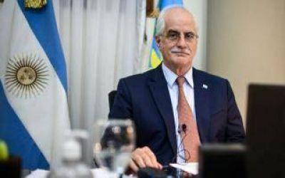 Morón: Primera actividad de Taiana como Ministro de Defensa