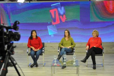 """Lo que pasó en Voz y voto: Caserio contra el """"cordobesismo"""", y la interna del Frente de Izquierda"""