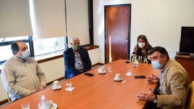 Asumió el nuevo delegado de la Secretaría de Gestión de Riesgo Climático
