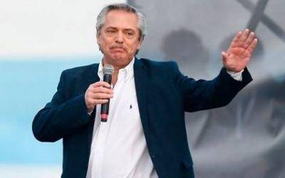 Alberto Fernández anticipó que vendrá a Mar del Plata la próxima semana