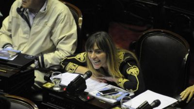 Cristina suspende la sesión del Senado y sigue sin definirse si Di Tullio reemplaza a Taiana